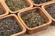 green tea ssample set
