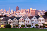 Painted Lady, Alamo Square, San Francisco