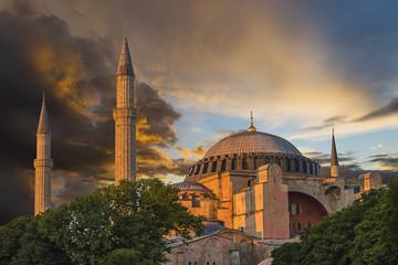 Hagia Sophia, Istanbul ,Turkey