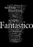 BlueHost and Fantastico