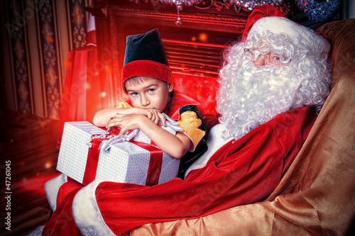 elf santa