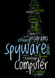 Bye Bye Pop Ups And Computer Slowdowns Learn More About Spyware poster