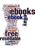 Ebay Ebook Success Tips  Get Free Ebooks to Resell on eBay