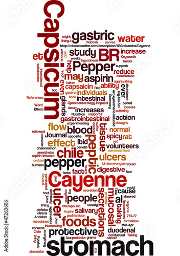 Cayenne pepper could help Stomach Ulcers
