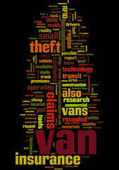 Cheap Van Insurance Undermined by Theft Figures