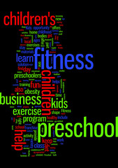 A Preschool Children s Fitness Business Helps Kids Get in Shape