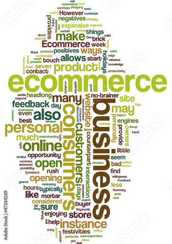 Ecommerce  The Positive Negative