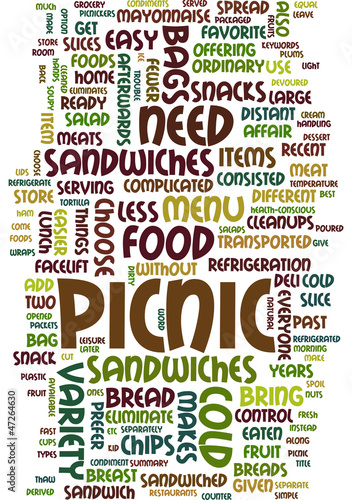 Cold Picnic Foods That You Can Make In A Snap