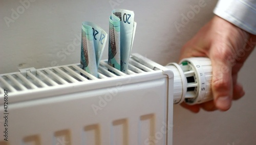 Lower costs for heating.