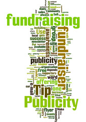 Fundraising Publicity Tips