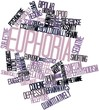 Word cloud for Euphoria