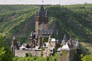 Burg Cochem, Deutschland, Moseltal