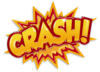 cartoon crash