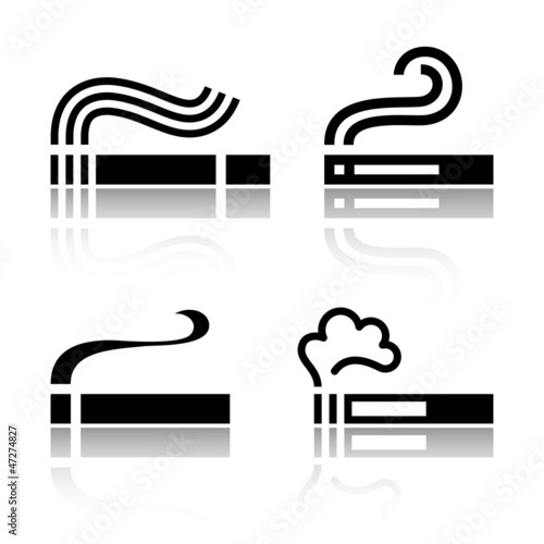 Set of Cigarettes - 47274827