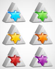 colors prism puzzle