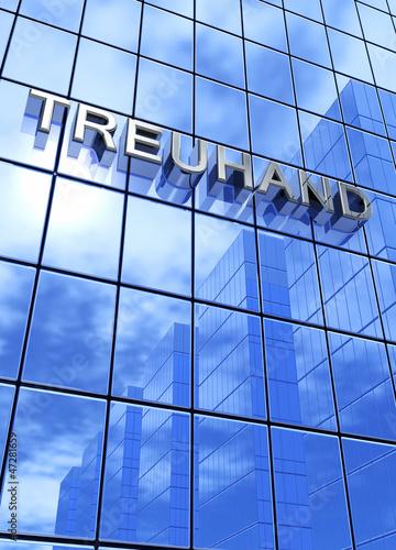 Treuhand - 3D Skyline Concept