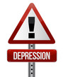 depression warning sign
