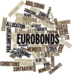 Word cloud for Eurobonds