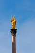 Mariensäule in München, Mary's Column in Munich, Germany