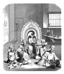 Ancient Japan : Court Orchestra