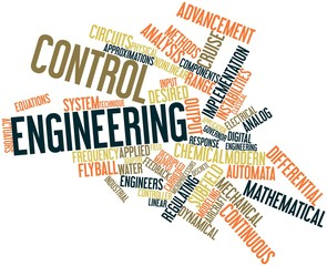 Word cloud for Control engineering