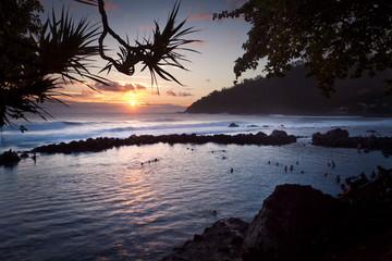 Bassin de Manapany - Ile de La Réunion