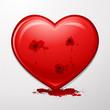 Valentines heart EPS 10