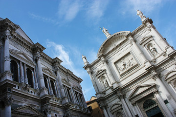 San Rocco Church in Venice