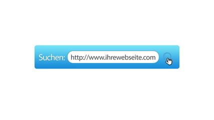 Ihre Webseite Suchen