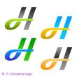 D. H. Company Logo
