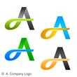 D. A. Company Logo