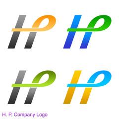 H. P. Company Logo