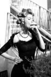 Fototapeta arystokracji - retro - Kobieta