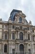 PARIS - JUNE 7: Louvre building on June 7, 2012 in Louvre Museum