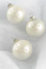 Pure Christmas ball