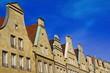 Historische Altstadt von MÜNSTER ( Westfalen )