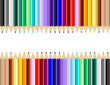 Color Art Pencils Background