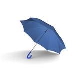 Fototapety blue  umbrella