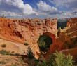 Natural Bridge Point in Bryce Canyon National Park