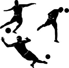 Fussballer Soccer Player