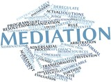 Word cloud for Mediation