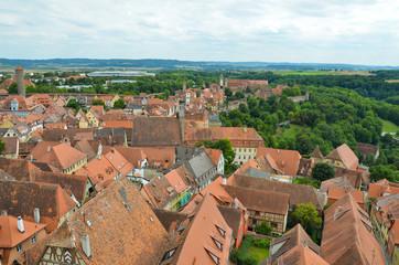 Rothenburg ob der Tauber, panoramica 6