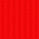 red chevron pattern poster
