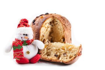 Panettone y Papá Noel