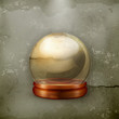 Magic ball, old-style