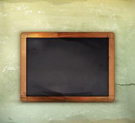 School Blackboard, old-style