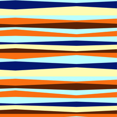 vector illustration of colorful lines pattern