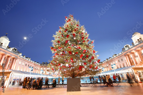canvas print picture London Somerset House