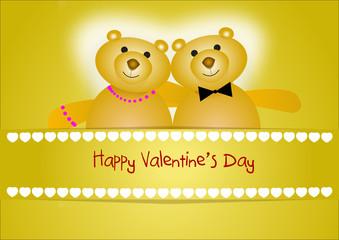 Orsetti San Valentino vector