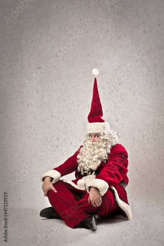 Magic Santa Claus